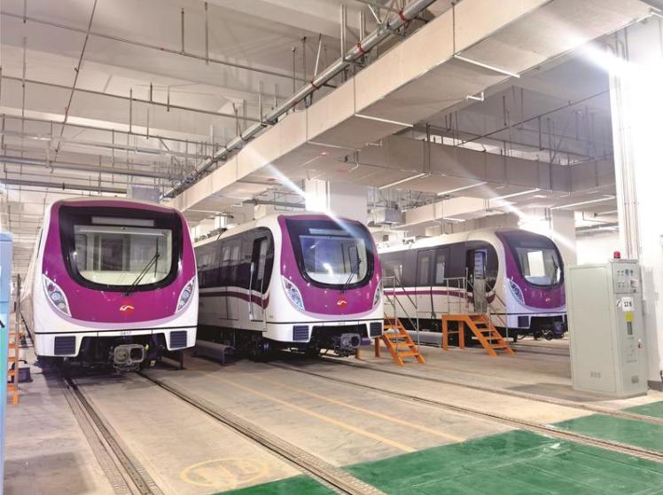 地铁4号线一期开通倒计时
