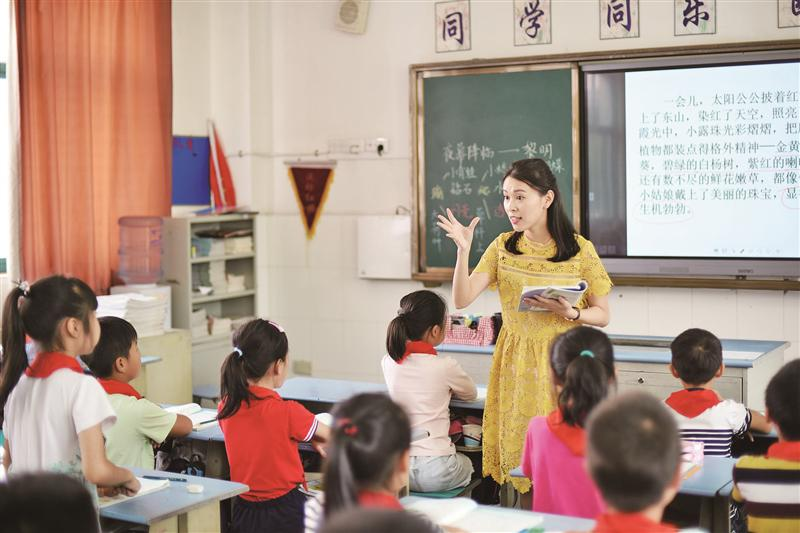"""让优质教育资源在新吴""""流动""""起来"""