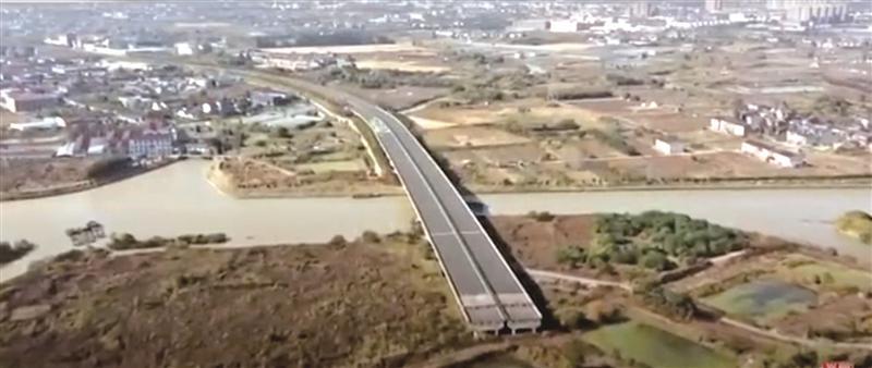 时隔5年,340省道贯通段全面进入施工